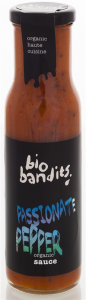 SOS CHILI BIO 250 ml - BIO BANDITS