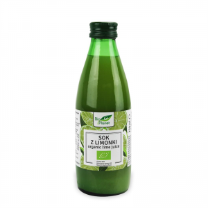 SOK Z LIMONKI NFC BIO 250 ml - BIO PLANET